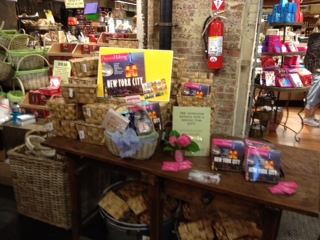 Chelsea Market Baskets Book Signing
